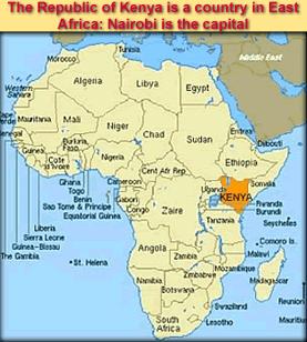 Harambee Gwassi Kenya:.. Republic of Kenya